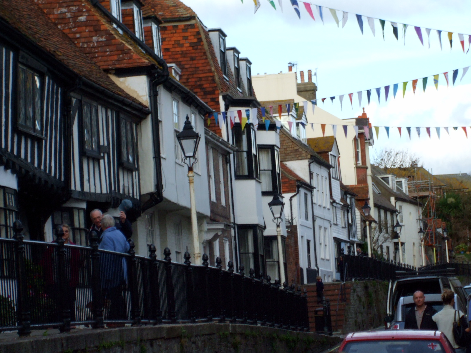 Old Town Walks for Carnival Week