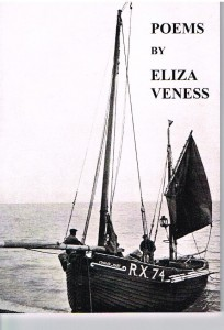 Eliza Veness Poems cover