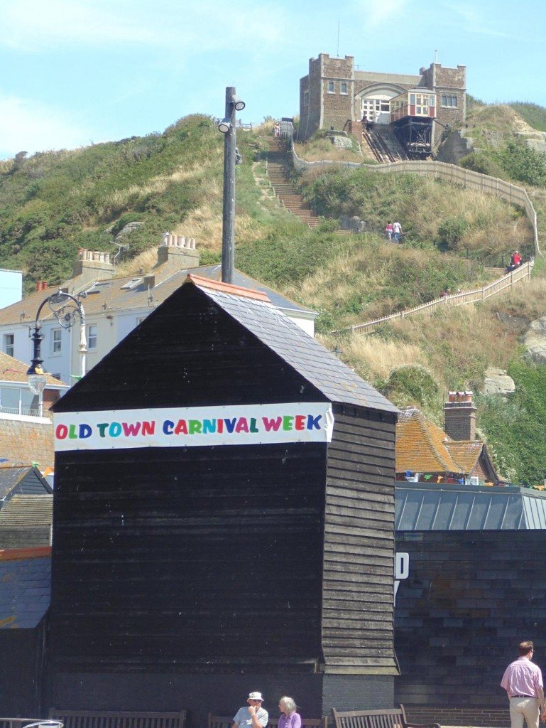 Old Town Carnival Week Banner