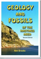 Geology and Fossils  of the Hastings Area by Ken Brooks