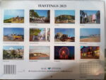 Hastings Calendar 2021 by Blue Stevens